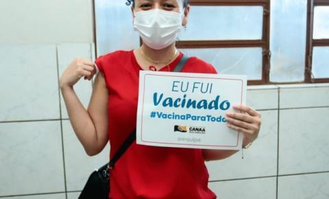 Vacinação apresenta bons resultados em Canaã dos Carajás; confira aqui