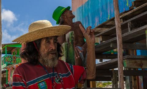 Algodoal recebe exposição que celebra o mestre Chico Braga