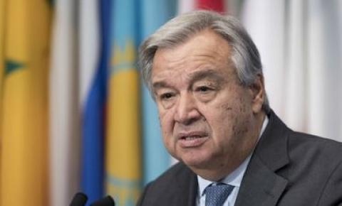 ONU defende diálogo com talibãs para evitar