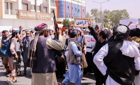 ONU: reação do Talibã a protestos de afegãos é cada vez mais violenta