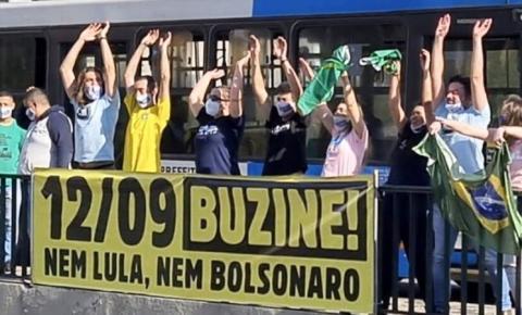 MBL vai às ruas contra Bolsonaro em Belém e demais capitais Movimento Brasil Livre protesta e pede seu impeachment do presidente Jair Messias Bolsonaro.