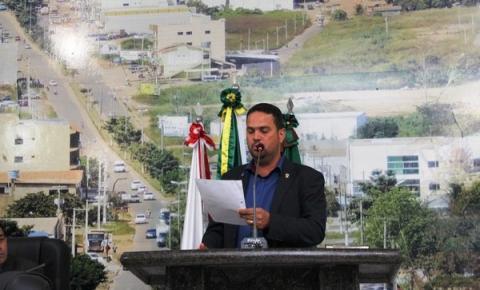 Júnior Garra propõe relógio digital urbano para o Bosque Gonzaguinha