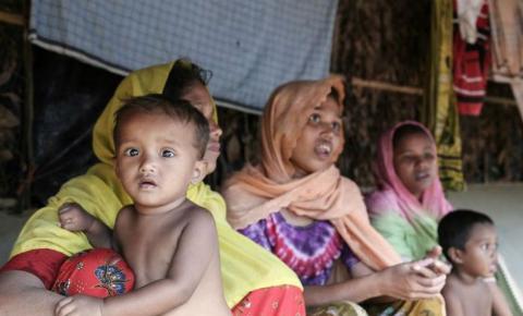 Ataque mata sete pessoas em campo de refugiados em Bangladesh