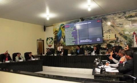PPA 2018-2021 é aprovado na 38ª Sessão Ordinária do Legislativo