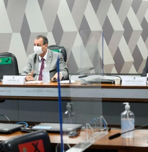 Relator da CPI da Pandemia divulga lista de investigados