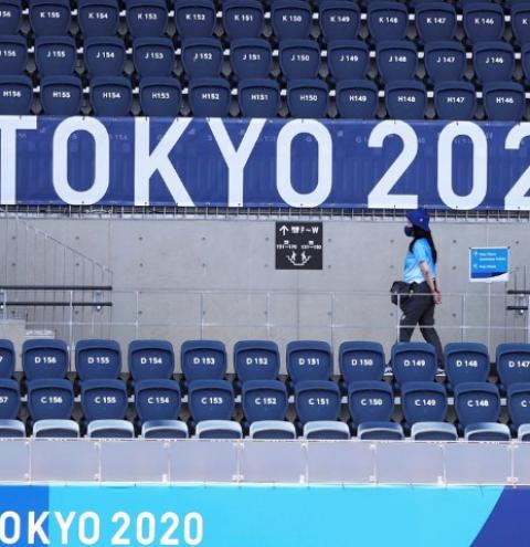 Seis dias após início da Olimpíada, já há atletas voltando para casa